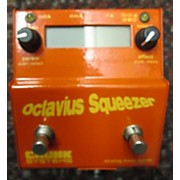 Chunk Systems Octavius Squeezer Bass Effect Pedal