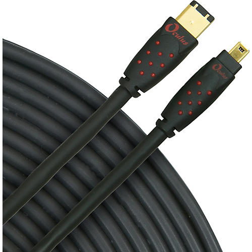Rapco Horizon Oculus 4-Pin to 6-Pin Firewire Cable, Series 8-thumbnail