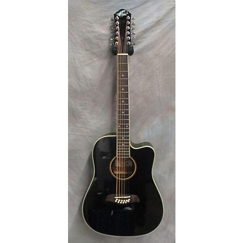 Oscar Schmidt Od312ce 12 String Acoustic Electric Guitar