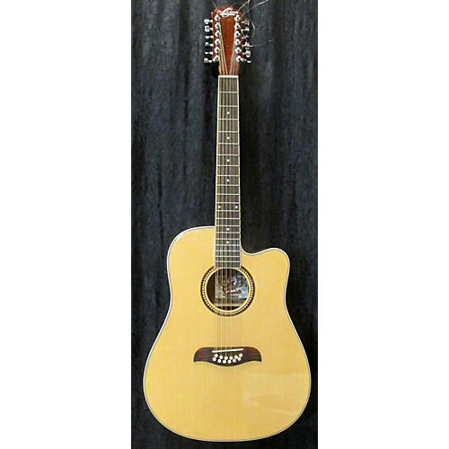 Oscar Schmidt Od312ce 12 String Acoustic Electric Guitar-thumbnail