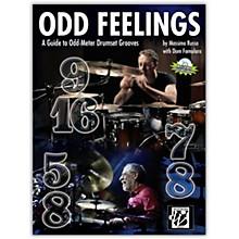 Alfred Odd Feelings Drum Set Book & CD