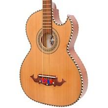 Paracho Elite Guitars Odessa-P 10 String Acoustic-Electric Bajo Quinto Level 1 Natural