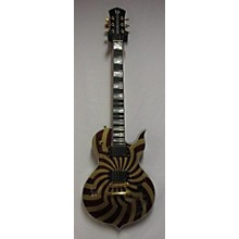 Wylde Audio Odin Grail Solid Body Electric Guitar