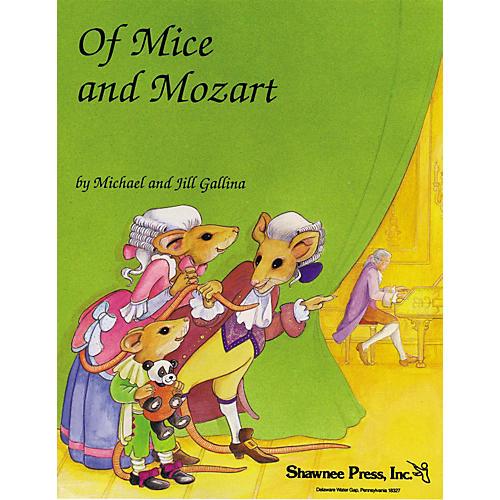 Shawnee Press Of Mice And Mozart