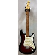 Lotus Offset Double Cut Solid Body Electric Guitar