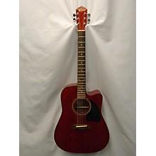 Oscar Schmidt Og11ce Acoustic Electric Guitar