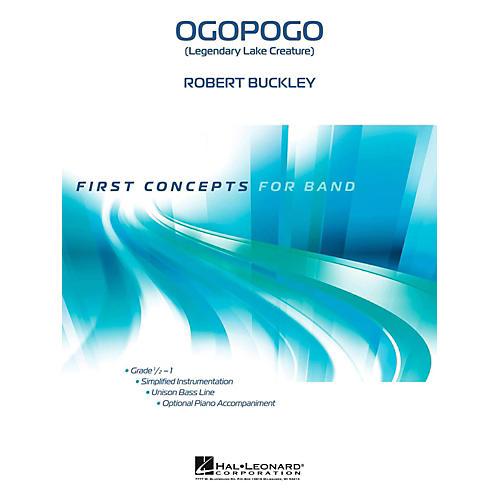Hal Leonard Ogopogo Level: .5 to 1