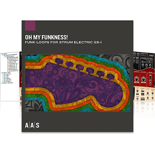 Applied Acoustics Systems Oh My Funkness! Software Download-thumbnail