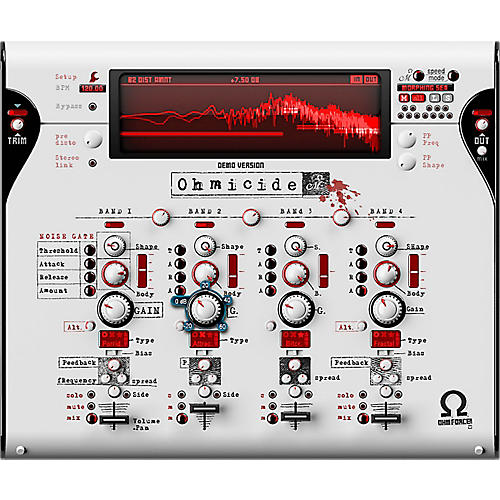 Ohm Force Ohmicide Special Effects Software Plug-In