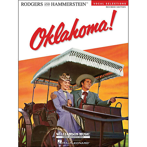 Hal Leonard Oklahoma Vocal Selection Revised arranged for piano, vocal, and guitar (P/V/G)-thumbnail