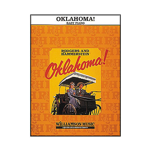 Hal Leonard Oklahoma! for Easy Piano