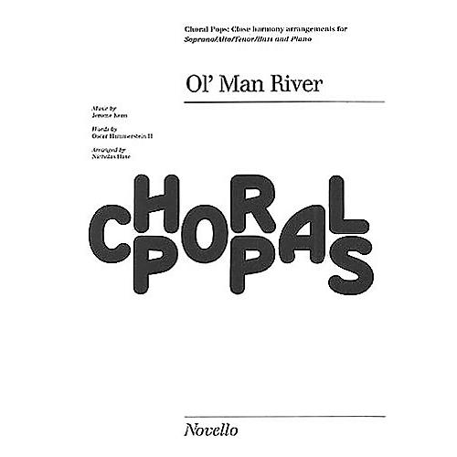 Novello Ol' Man River (from Show Boat) SATB Arranged by Nicholas Hare