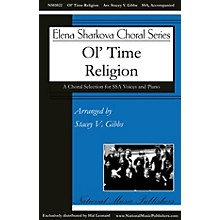 National Music Publishers Ol' Time Religion SSA arranged by Stacey V. Gibbs