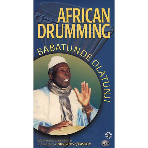 Alfred Olatunji African Drumming Video