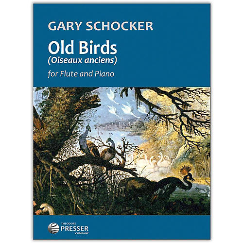 Carl Fischer Old Birds for Flute and Piano