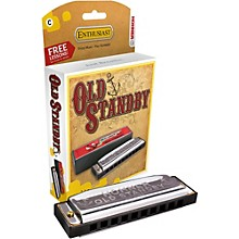 Hohner Old Standby Harmonica