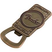 Fender Old West Bottle Opener Magnet