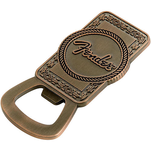 Fender Old West Bottle Opener Magnet-thumbnail