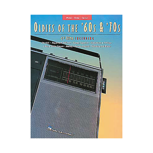 Hal Leonard Oldies Of The '60s and '70s Songbook