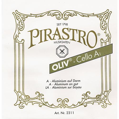 Pirastro Oliv Series Cello G String 4/4 - 28-1/2 Gauge