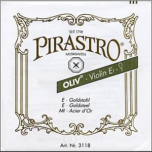 Pirastro Oliv Series Violin String Set