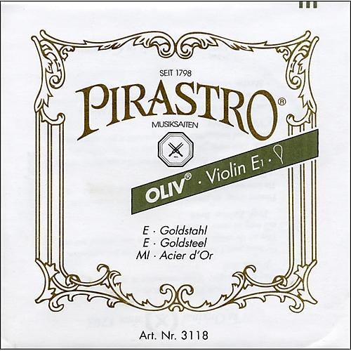 Pirastro Oliv Series Violin String Set-thumbnail
