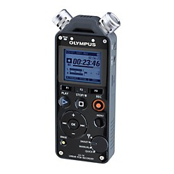 Olympus LS-14 Linear PCM Recorder