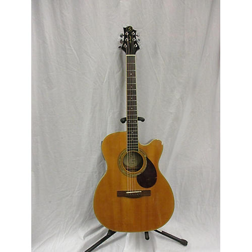 Greg Bennett Design by Samick Om 5ce Acoustic Electric Guitar
