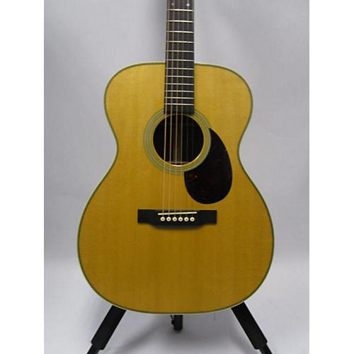 Martin Om28 Acoustic Guitar-thumbnail