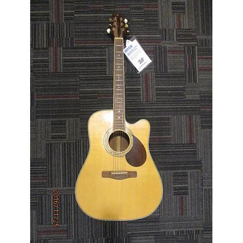 Greg Bennett Design by Samick Om5ce Acoustic Electric Guitar-thumbnail