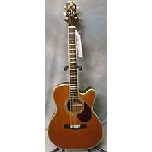 Greg Bennett Design by Samick Om8ce Acoustic Electric Guitar