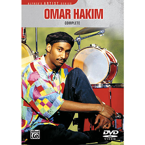 Alfred Omar Hakim - Complete DVD-thumbnail