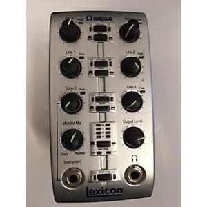 Pre-owned Lexicon Omega Audio Interface by Lexicon