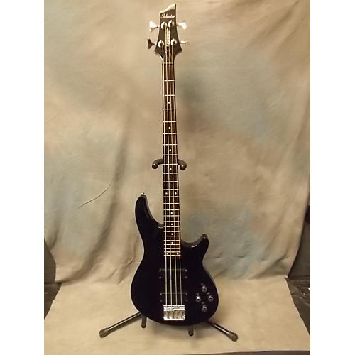 Schecter Guitar Research Omen 4 String Electric Bass Guitar