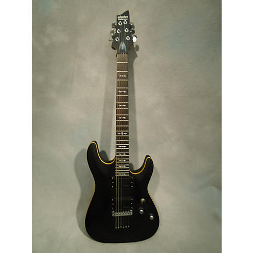 Schecter Guitar Research Omen 6 Active Solid Body Electric Guitar-thumbnail