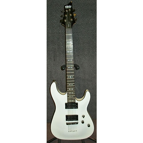Schecter Guitar Research Omen 6 Alpine White Solid Body Electric Guitar-thumbnail