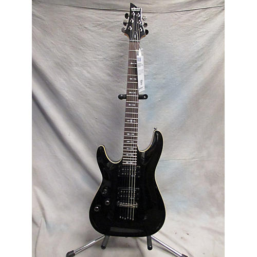 Schecter Guitar Research Omen 6 Left Handed Electric Guitar-thumbnail