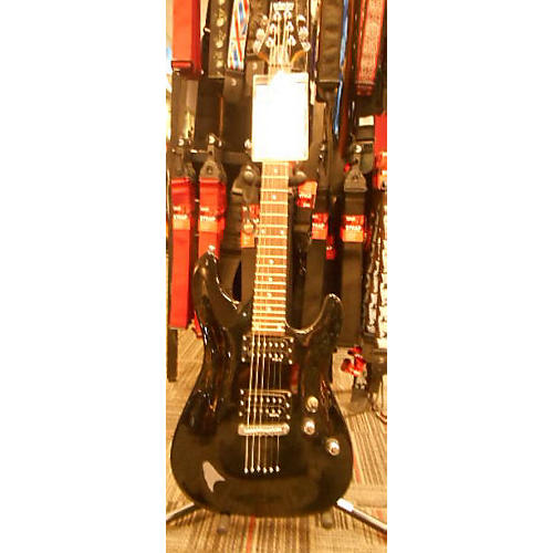 Schecter Guitar Research Omen 6 Solid Body Electric Guitar-thumbnail