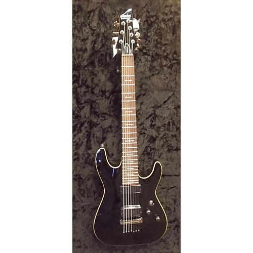 Schecter Guitar Research Omen 7 Solid Body Electric Guitar-thumbnail