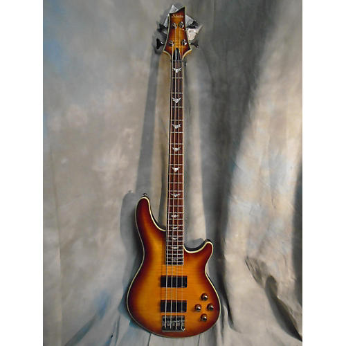 Schecter Guitar Research Omen Extreme 4 String Electric Bass Guitar-thumbnail