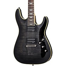 Omen Extreme-6 Electric Guitar See-Thru Black