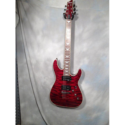 Schecter Guitar Research Omen Extreme 6 Solid Body Electric Guitar-thumbnail