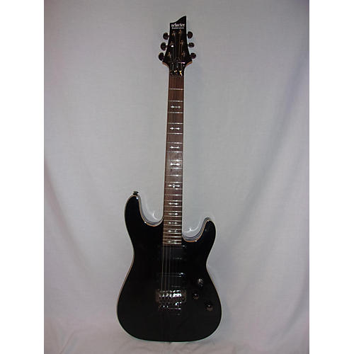 Schecter Guitar Research Omen Floyd Rose Active Solid Body Electric Guitar-thumbnail