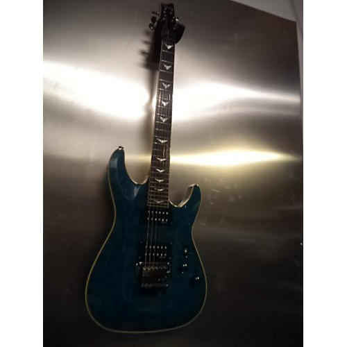 Schecter Guitar Research Omen Fr Extreme Solid Body Electric Guitar-thumbnail
