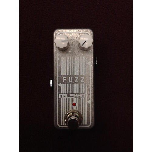 In Store Used Omicron Fuzz Metal Effect Pedal-thumbnail