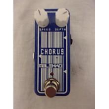 Malekko Heavy Industry Omicron Series Chorus Effect Pedal