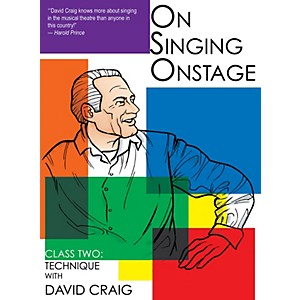 Applause Books On Singing Onstage Class Two: Technique Applause Acting Se...