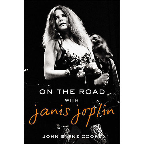 Penguin Books On the Road with Janis Joplin Hardcover Book-thumbnail