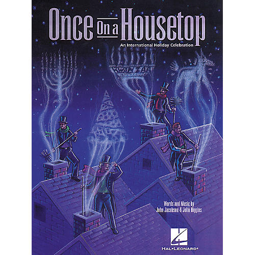 Hal Leonard Once On A Housetop (Preview CD)