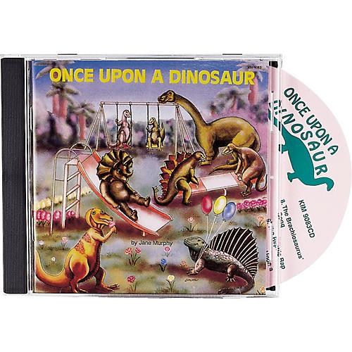 Kimbo Once Upon A Dinosaur CD/Guide
